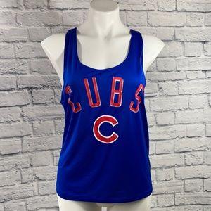 PINK Victoria Secret Chicago Cubs Tank!